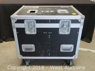 "31"" X 21"" Portable Road Case"