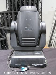 Martin Mac 250 Moving Head Light