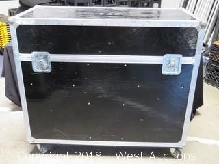 "49"" X 23"" X 36"" Portable Road Case"