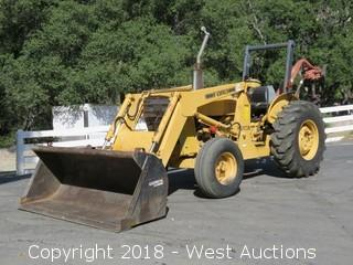 Ford 445A Front Loader Tractor (Tractor Only)