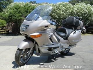 2002 BMW K1200LT Touring Motorcycle
