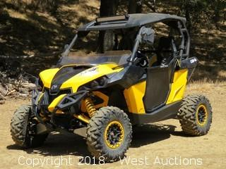 2013 Can-Am Maverick 1000R Sport UTV