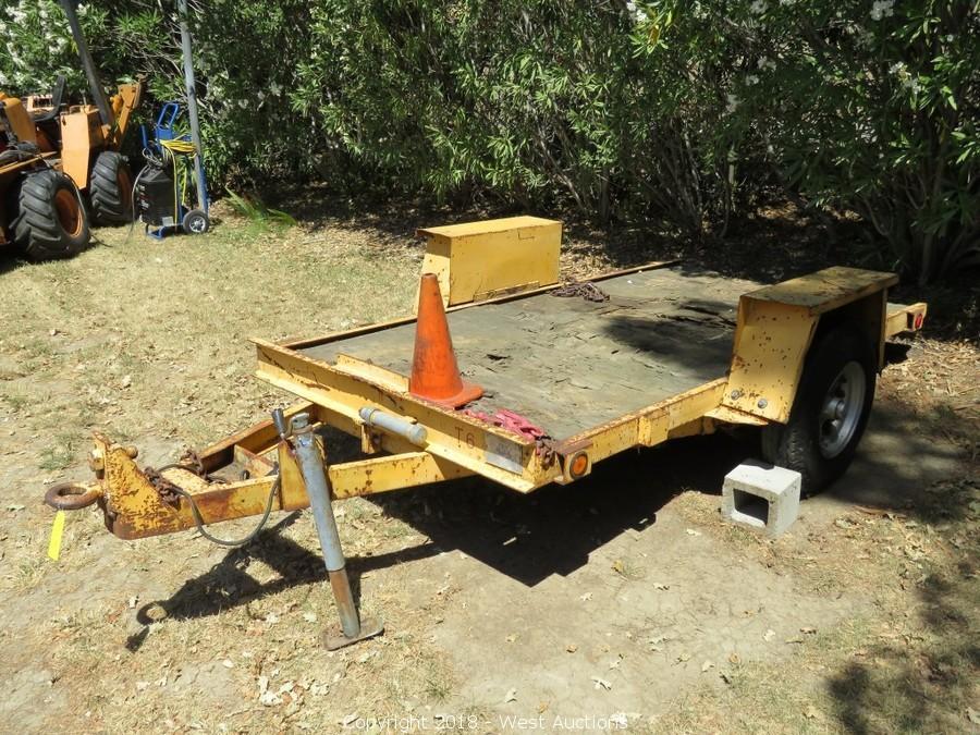 Tractors, Farm Implements and Tools