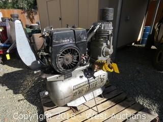 Campbell Hausfeld 12 HP Cast Iron Series Gas 2-Stage Air Compressor