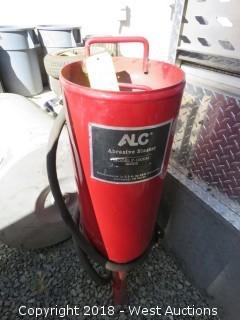 ALC Abrasive Portable Blaster