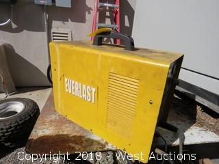 Everlast Cut 60D Welder on Cart