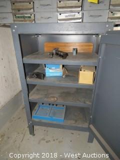 "21""x16""x35"" Steel Cabinet"