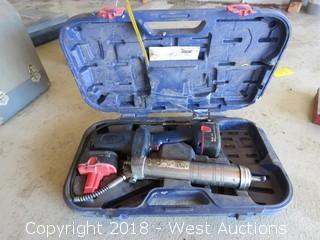 Lincoln Powerlube 1400 14.4V Grease Gun