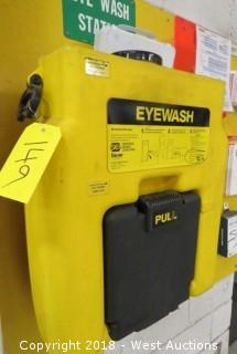 10 Gallon Emergency Eye Wash Station