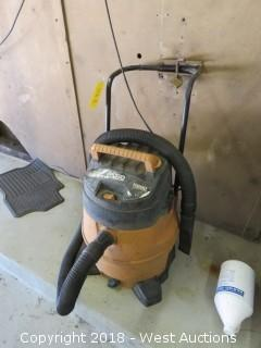 Rigid 16 Gal. 6.5 HP Shop-Vac