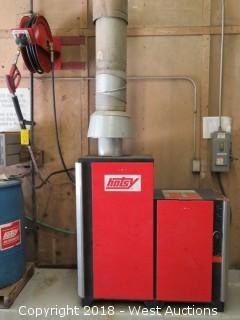 Hotsy 1453N Electric Powered Belt Drive Hot Water Pressure Washer