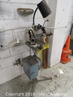 Darex Drill Sharpener with Stand