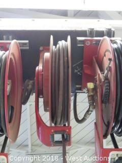 ReelCraft 7670 OLP Hose Reel with H2O Hose