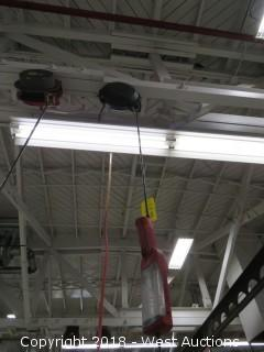 Snap-On ECUR4000 Reel with Lamp