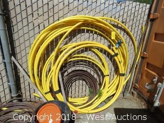 Lot of Gas Hoses