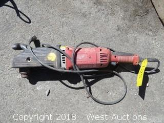 "Milwaukee 1/2"" Right Angle Drill"