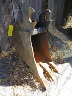 """12"""" Excavator Bucket"""