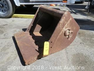 """22"""" CP Excavator Bucket"""