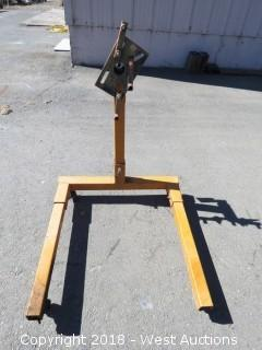1500 Lbs Portable Engine Stand
