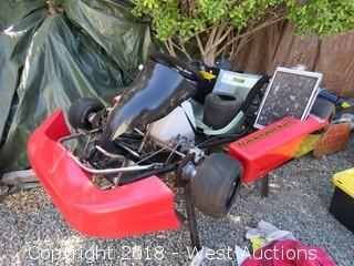 Trackmagic 125cc Six Speed Suzuki Go Kart