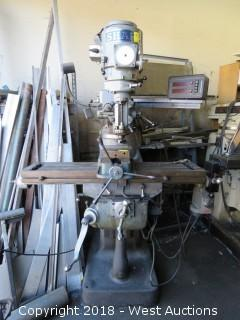 Sharp HMV Vertical Milling Machine
