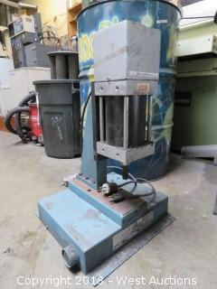 Janesville JT&M 1200Lb Pneumatic Press