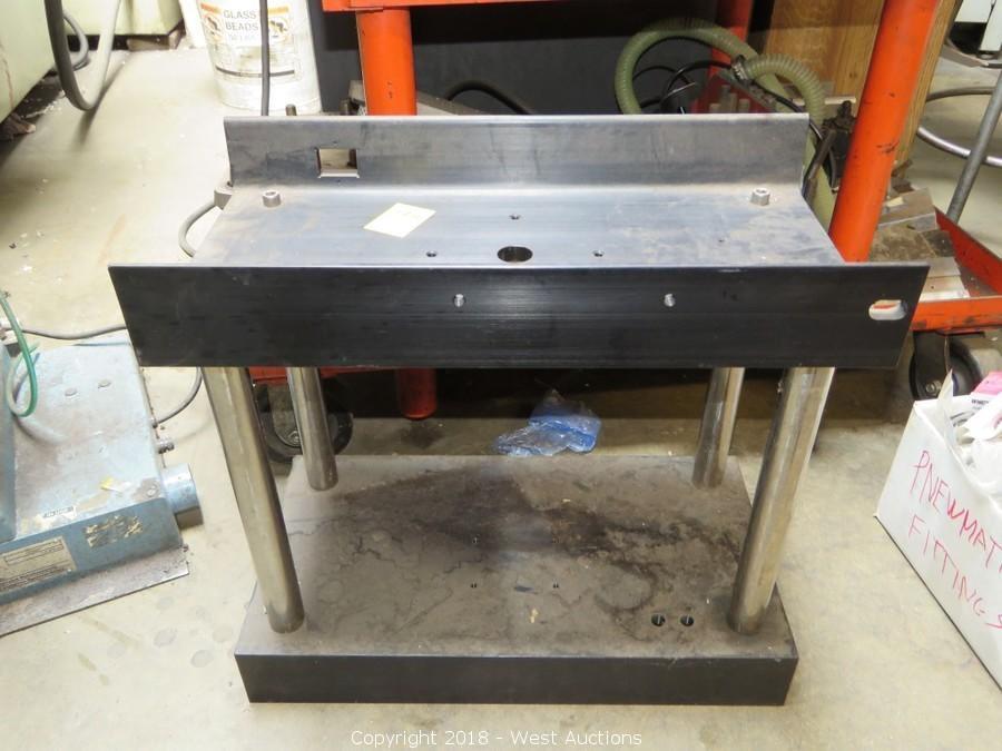 West Auctions - Auction: CNC Machines, Vertical Milling Machines ...