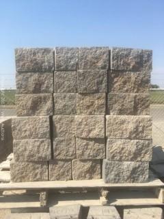 1 Pallet - Maytrx Retaining Wall Block - Monterey Blend