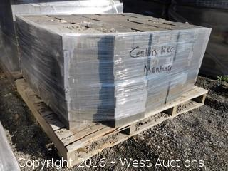 (1) Pallet of  Century Stone - Rectangle - Monterey Blend