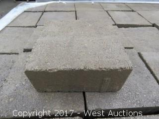 1 Pallet - 60 mm Pavers - Century Stone Square - Monterey Blend