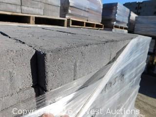 (1) Pallet - 60 mm Pavers - Century Stone Rectangle - Shasta Blend