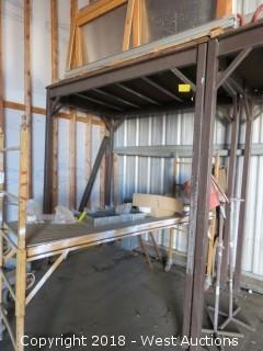 Modular Mezzanine Section