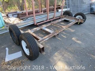 10.5' Wide Dolly