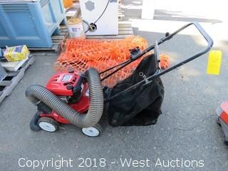 Troy-Bilt 3-in-One Chipper/Shedder/Vacuum