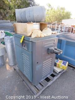Raypak RP 2100 LPG Fueled Pool Heater
