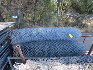 (5) Rolls of Cyclone Fencing
