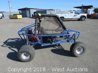 13HP Gas Go-Cart