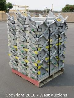 (50+) 3' Galvanized Stair Treads