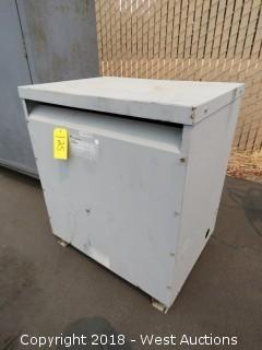 GE Type QL Transformer