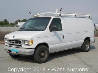 1999 Ford E-150 Cargo Van