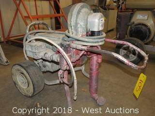 Binks Super Hornet Electric Portable Paint Sprayer