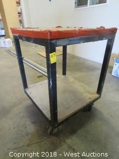 Portable Work Bench 2' x 2' x 2-1/2'