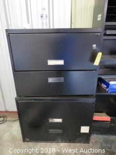 Filing Cabinet 5' x 3'