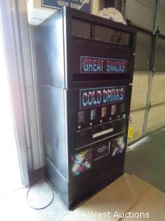 Soda Dispenser/Refrigeration Unit