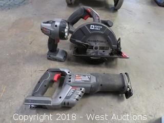 Porter Cable Electric Tool Kit