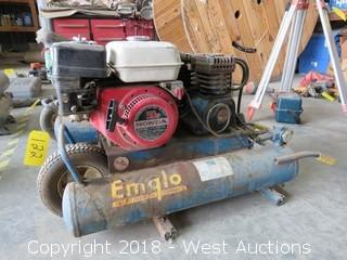 Emglo Gas Powered Air Compressor