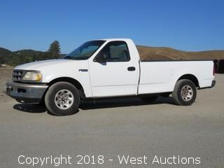 1997 Ford F-250 Natural Gas Pickup Truck