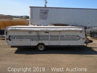 1988 Jayco Jayking 6 13' Designer Series Pop Up Trailer