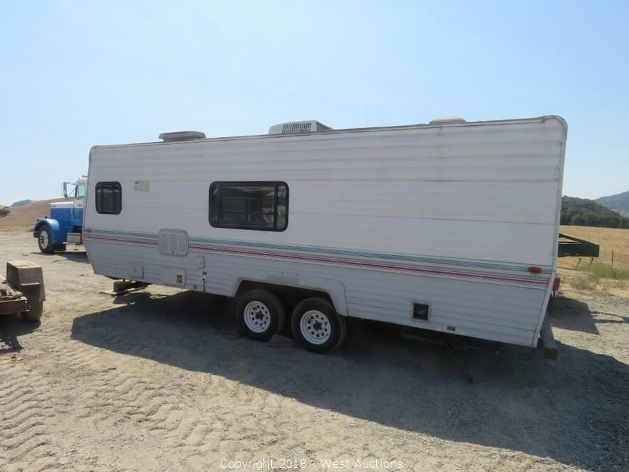 Online Auction of Trucks, Trailers, and Commercial Lawn Equipment in Petaluma, CA