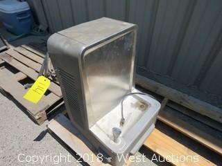 Wall-Mount Refrigerated Drinking Fountain